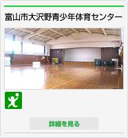富山市大沢野生青年体育センター