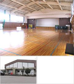 富山市大沢野青少年体育センター