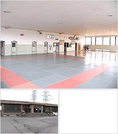 富山市大沢野武道館